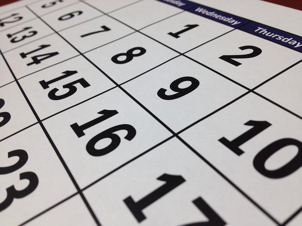 calendario de libranzas del taxi