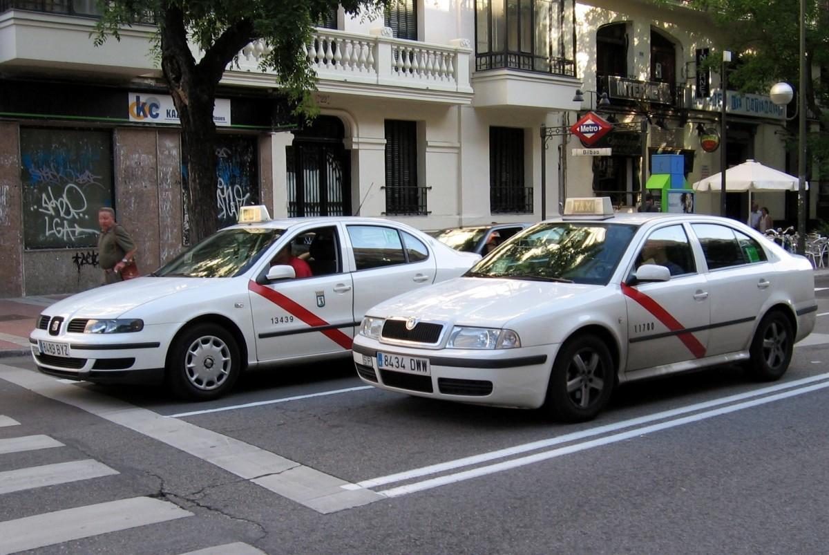 Cartilla del Taxi
