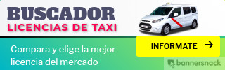 buscador licencias de taxi