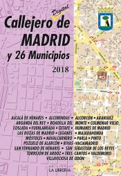 Callejero Madrid 2018 La Librería