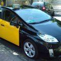 credencial del taxi de barcelona