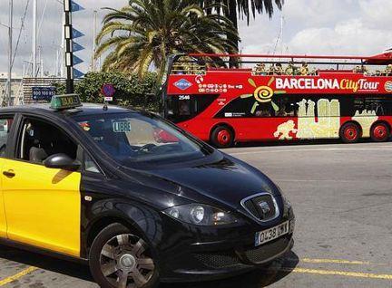 credencial del taxi