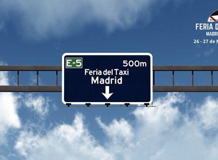 feria del taxi de madrid 2016