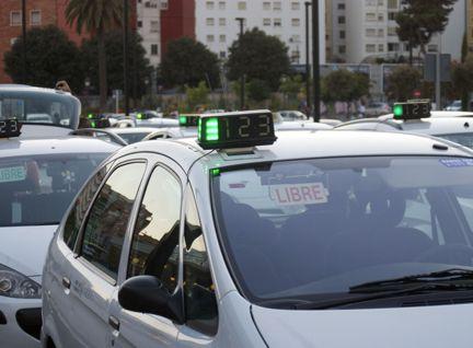 cartilla de taxi de valencia