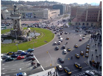 examen de taxi de barcelona