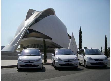 Examen de Taxi de Valencia: Pruebas
