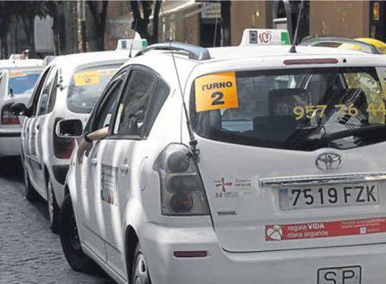 examen de taxi de córdoba