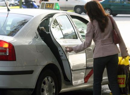 licencia de taxi en madrid