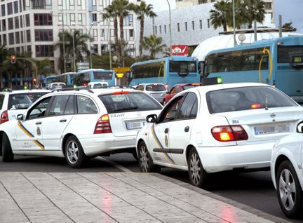 Examen de Taxi de Las Palmas de Gran Canaria