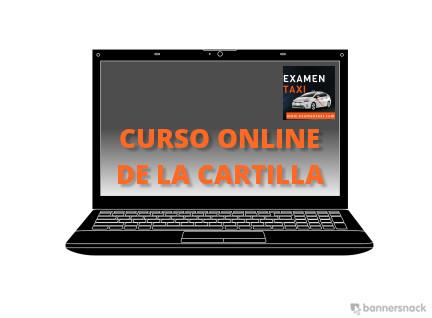curso online del examen de taxi