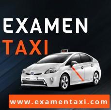 logo examentaxi