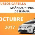 curso cartilla de taxi octubre 2017