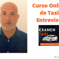 curso online de taxi