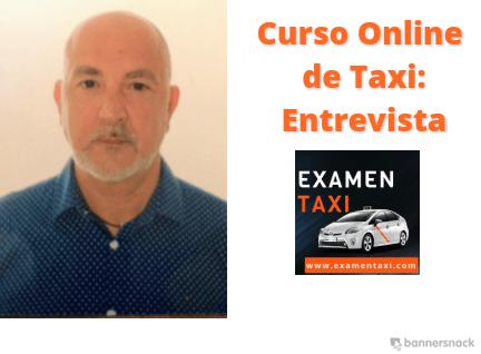 Curso Online de Taxi: Entrevista