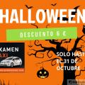 Halloween en Examentaxi