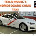 Tesla Model S Homologado como Taxi