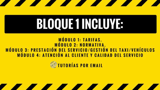 Curso Online Credencial Barcelona Bloque 1