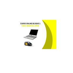 Curso Online Credencial Taxi Barcelona Bloque 1