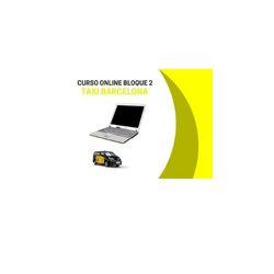 Curso Online Credencial Taxi Barcelona Bloque 2