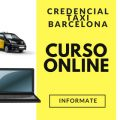 Curso Online de Taxi de Barcelona