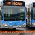 conductor de autobuses emt