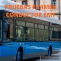 pruebas del examen de conductor de autobuses EMT