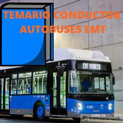 Temario de Conductor de Autobuses EMT
