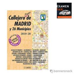 Callejero Ediciones La Libreria 2019