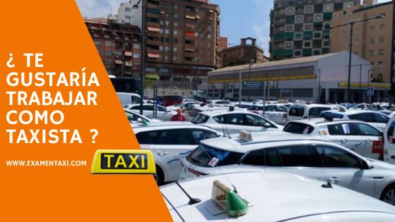 examen taxi alicante