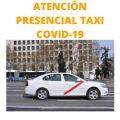 atención presencial en la oficina municipal del taxi