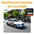 modificación revista del taxi 2020